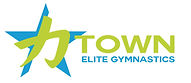 H-Town Elite gymnatics logo