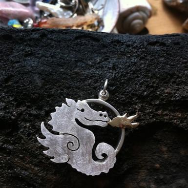 Drachenanhänger