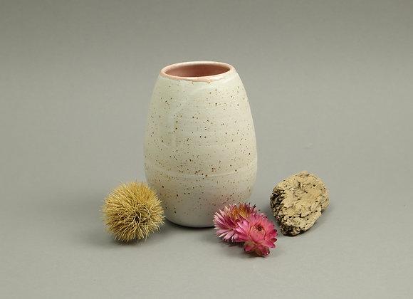 """Bauchige Vase """"Kirschblüte"""""""