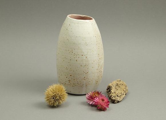 """Hohe bauchige Vase """"Kirschblüte"""""""