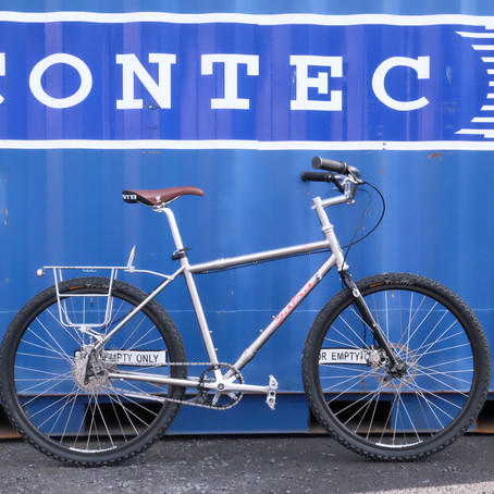 Salsa Vaya Travel custom used bike