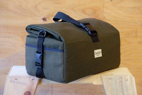 Tunitas Carryall  Basket Bag137  X10 Cotton(Color Lone Ranger)