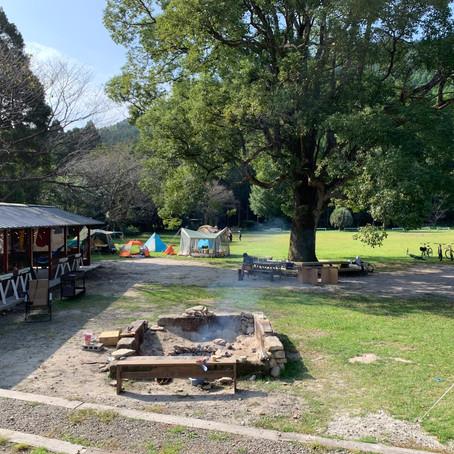 Riverbank Autumn Camp