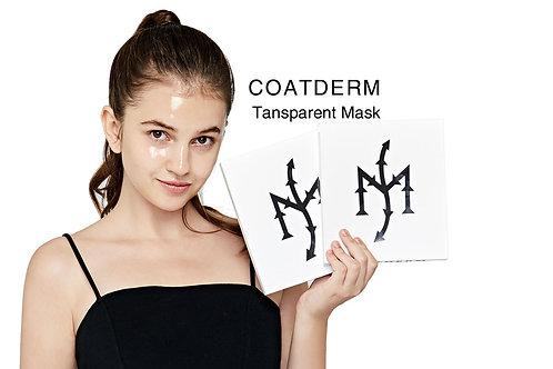 Coatderm Transparent Mask Pack