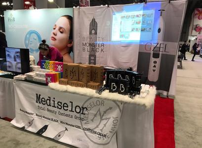 March 10-12, 2019. International Esthetics, Cosmetics & Spa Conference NEW YORK
