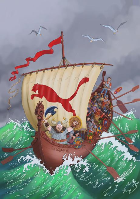 Mike's Viking ship col.jpg