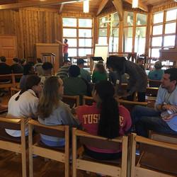 Leadership Retreat '17