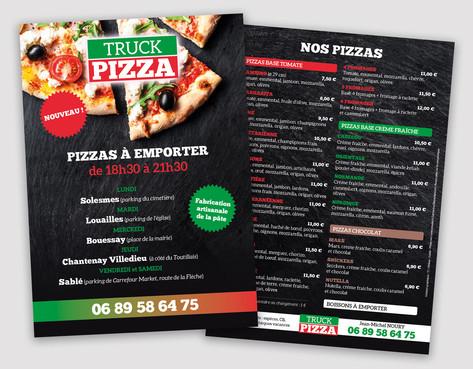 TRUCK PIZZA