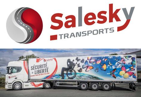 TRANSPORTS SALESKY