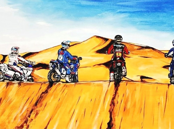 Dakar Legends