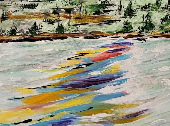 Hood River Kite Babe