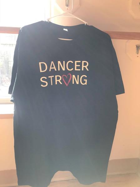 Dancer Strong T-Shirts! UPDATE