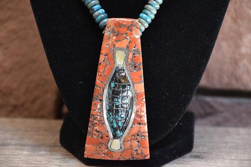 Corn Clan Necklace