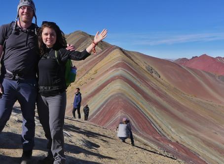 Hiking to Peru's Rainbow Mountain