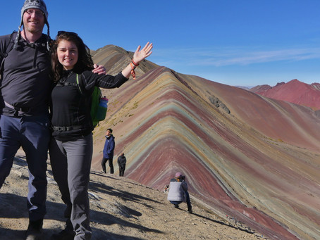 Hiking to Peru's Rainbow Mountain
