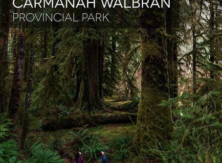 Carmanah Walbran Provincial Park -  A Living Tree Museum