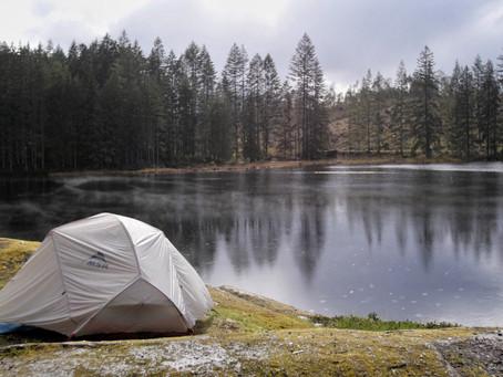 Backroads Camping - Timberland Lake