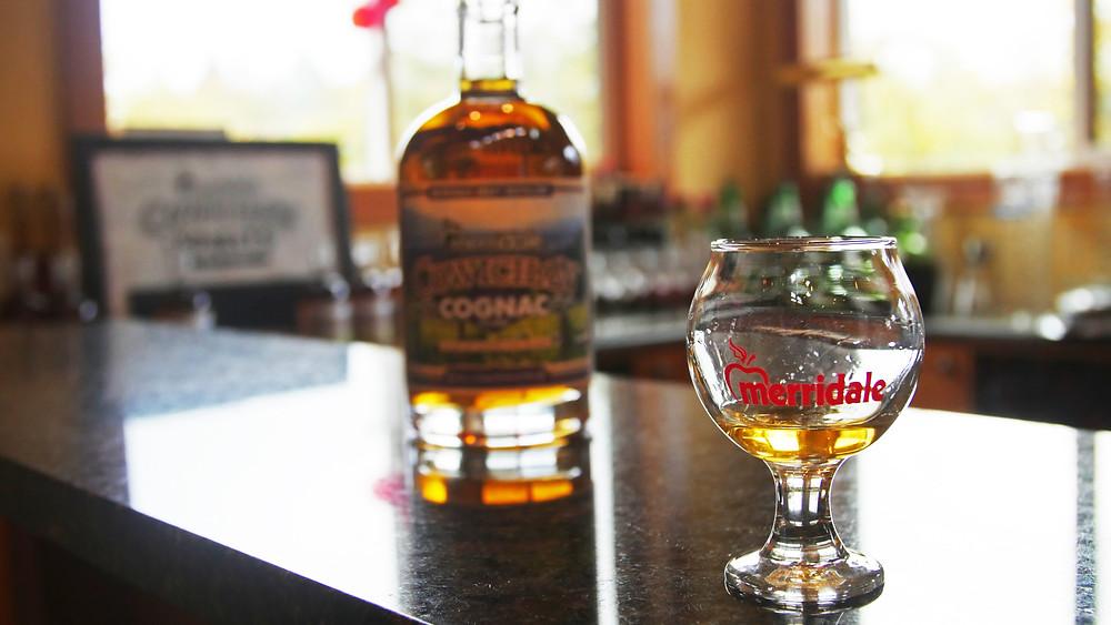 Merridale Cowichan Cognac