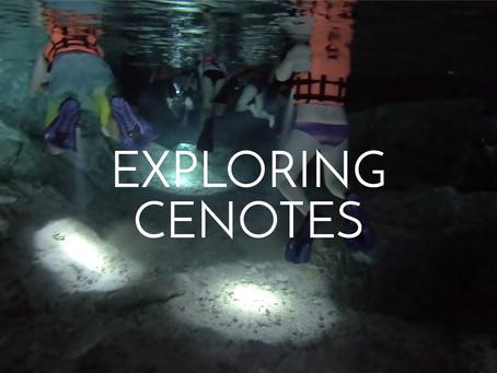 Exploring Mexico's Cenotes