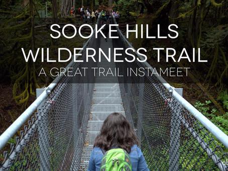 Sooke Hills Wilderness Trail - Vancouver Island Hike