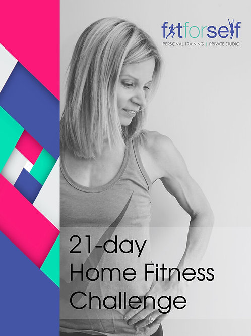 21-Day Home Fitness Challenge