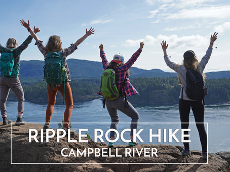 Ripple Rock Campbell River - Vancouver Island Hike