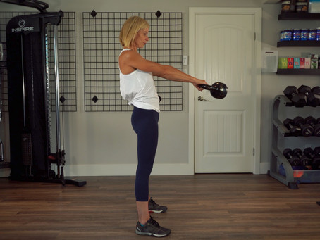 Strength Training and Cardio Workout