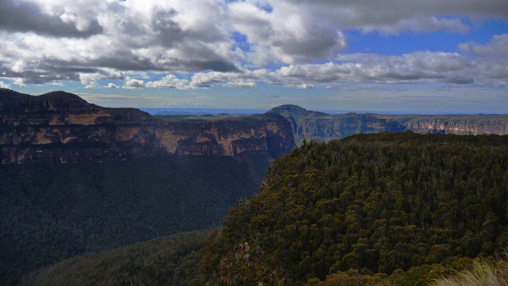 Perry's Lookdown, Blue Mountains