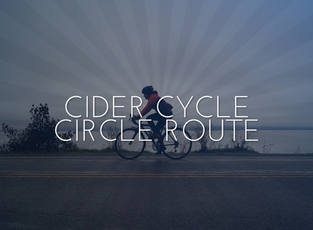 South Islands Cider Cycle Circle Route