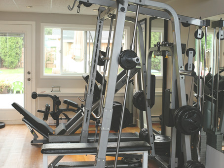 Here's the Best Equipment for your home gym!