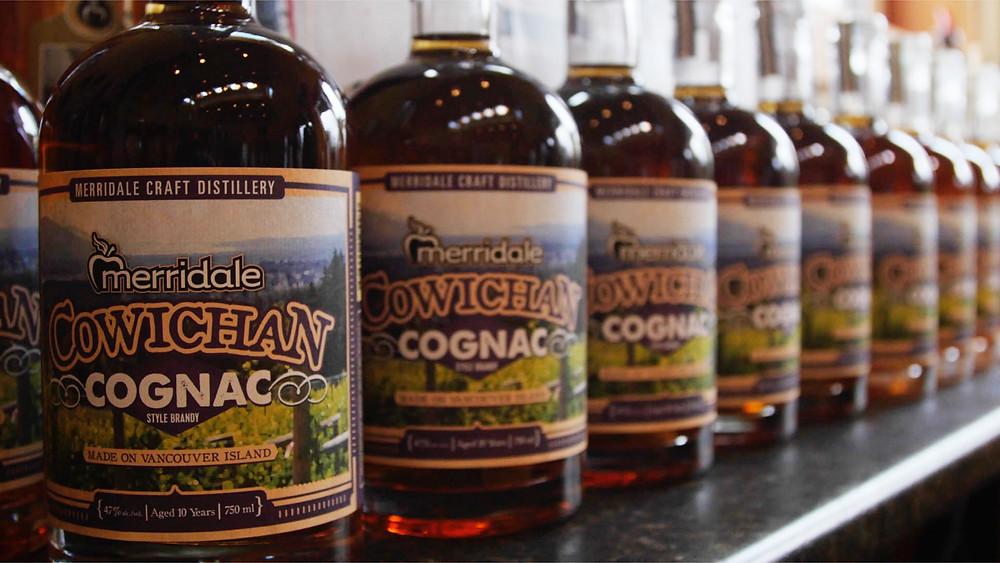 Cowichan Cognac