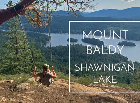 Mount Baldy in Shawnigan Lake - Vancouver Island Hike