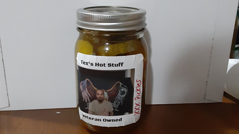 XXX pickles