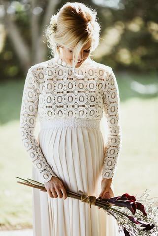 El vestido ideal para embarazadas PT 2