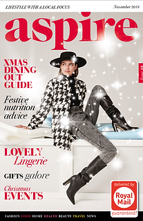 Aspire issue 69 cover