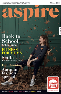 Aspire issue 75 cover