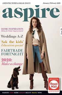 Aspire issue 71 cover
