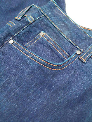 Organic Cotton Skinny Jeans by Thought.j