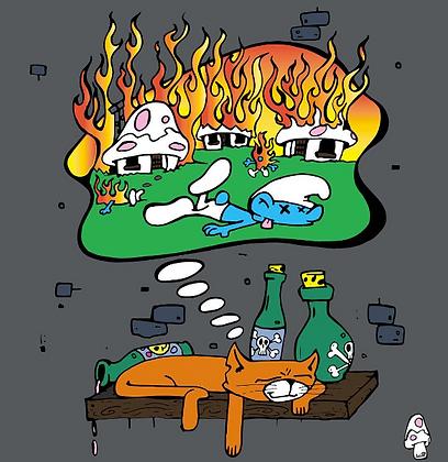 Smurf Killa T-Shirt