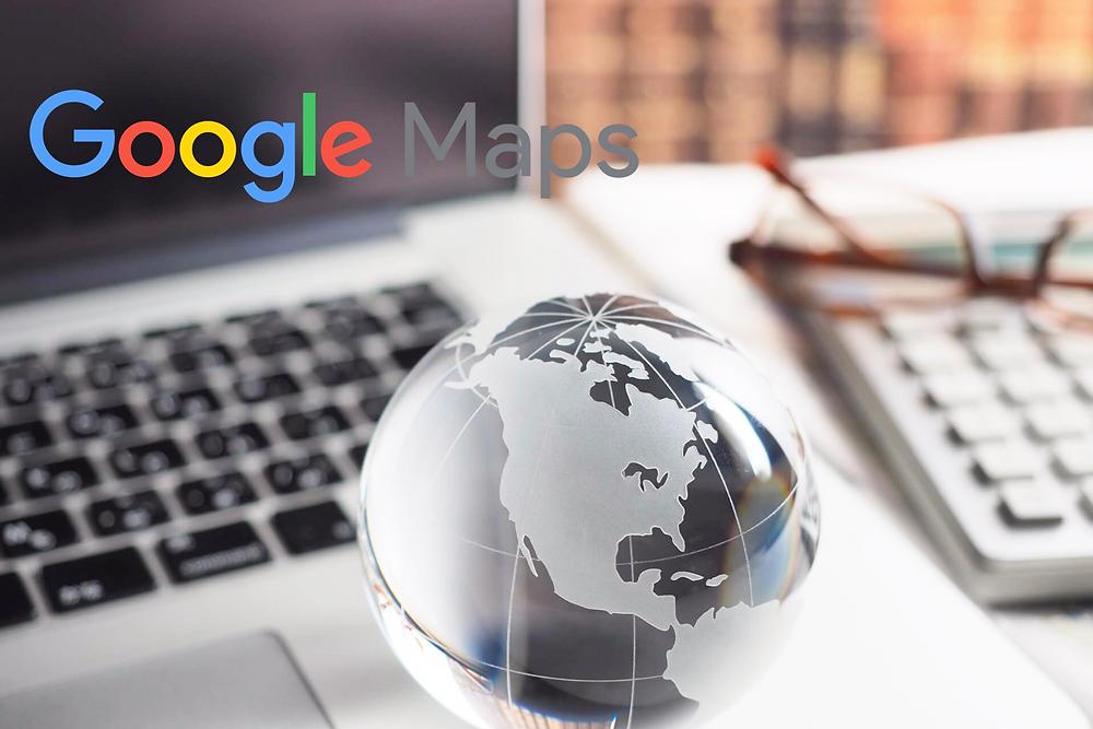 独立・起業・開業時に登録推奨!Googleマップに会社名(店舗名)を表示させる方法