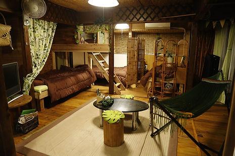 奄美大島南部 瀬戸内町古仁屋の一棟一組限定の宿 ゆうなぎ