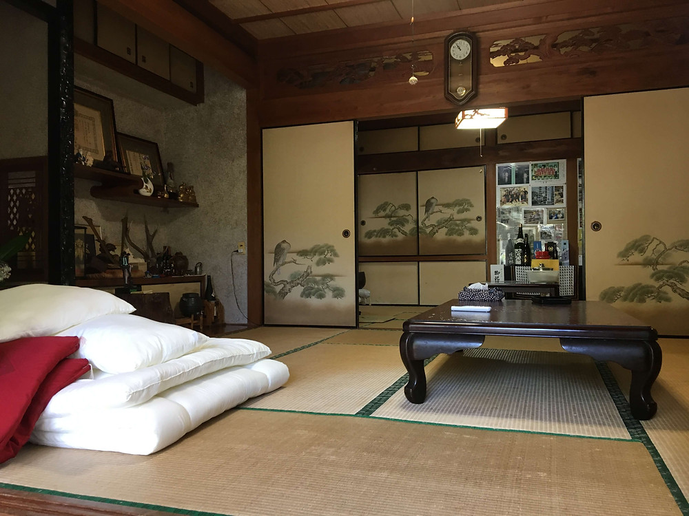 奄美大島 住用町の体験民宿「ルパン爺とすずめの宿」