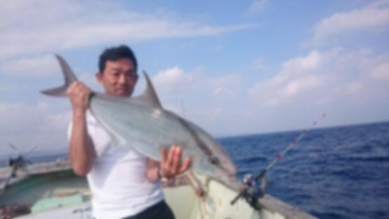 ③チョイ釣り(中級半日コース) | 奄美大島 釣り体験・シュノーケリング・体験ダイビングステーション『サラサ』
