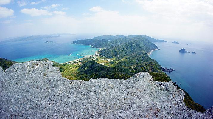 請島 ミヨチョン岳