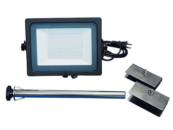 ライトをケチるな!明るくて目立つブースは売上UPのスタートライン|LIGHT-UP PRO|付加価値創造合同会社
