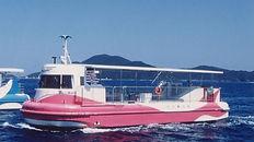 水中観光船 せと