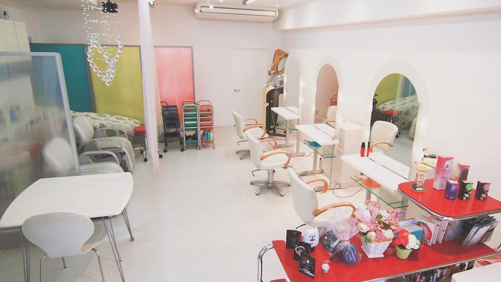 奄美大島のオススメ美容室『HAIR Pizzicato (ヘアーピチカート)』浴衣の着付けなども行う人気の美容室