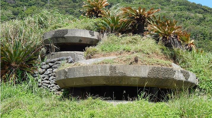 西古見 掩蓋式観測所