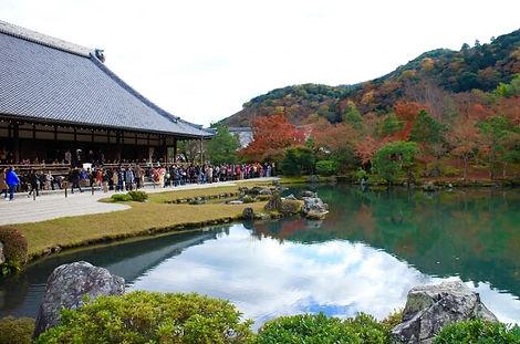 tour guide | Tenryuji Temple