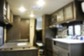 トレーラー内設備 | 奄美大島 瀬戸内町 ゲストハウス『リゾネッチャヴィラ・イン・嘉鉄』